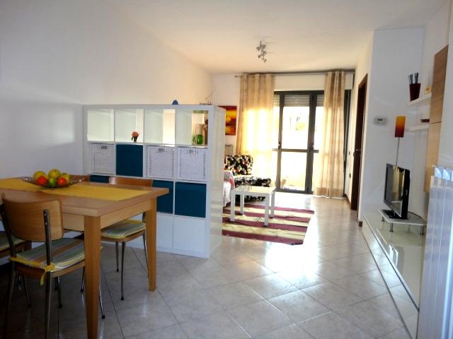 appartamento bilocale piano alto termo autonomo con possibilità di autorimessa