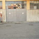 magazzino accesso furgoni autocarri celadina
