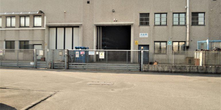 capannone zona industriale Lallio versante Dalmine