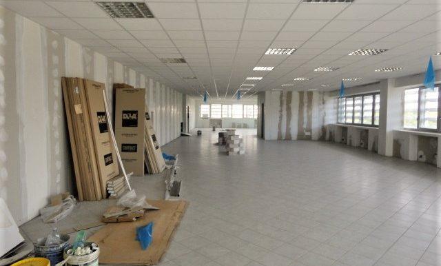 affitto ufficio mq 540 open space grassobbio adiacenze aeroporto