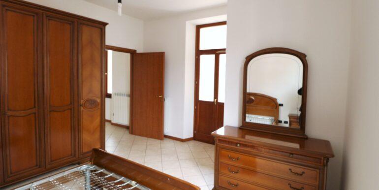 Affitto appartamento bilocale ultimo piano bergamo centro